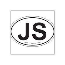 John Scotts Sticker