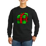 Gift Long Sleeve Dark T-Shirt