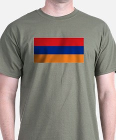 Armenia's flag T-Shirt