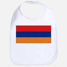 Armenia's flag Bib