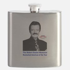 Goulet Awards Flask