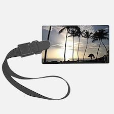 Tropical paradise, San Juan, Pue Luggage Tag