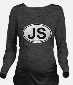 John Scotts Long Sleeve Maternity T-Shirt