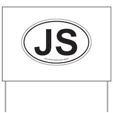 John Scotts Yard Sign