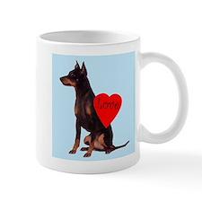 manchester love Mug