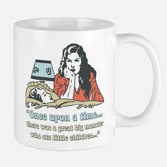 Retro Storyteller Parent Mug