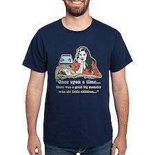 Retro Storyteller Parent T-Shirt