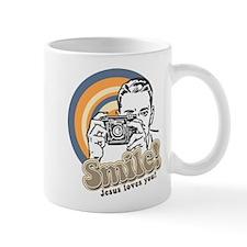 Smile! Jesus Loves You Mug