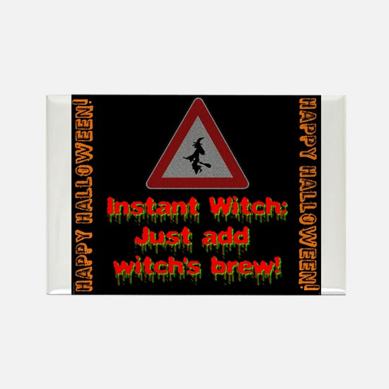 Instant Witch Magnets
