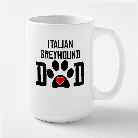 Italian Greyhound Dad Mugs