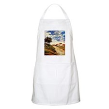Gauguin: The Road Up, Paul Gauguin landscape Apron