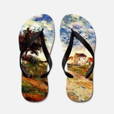 Gauguin: The Road Up, Paul Gauguin land Flip Flops