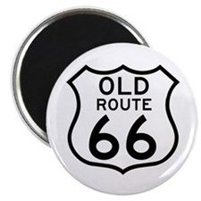 Old Route 66 - USA Magnet
