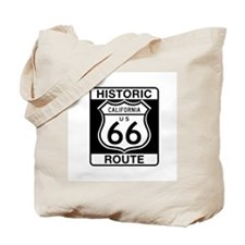 Historic Route 66 - USA Tote Bag