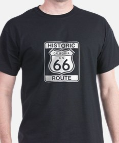 Historic Route 66 - USA T-Shirt