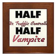 Half Air Traffic Controller Half Vampire Framed Ti
