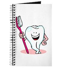 Happy Toothbrush Dentist / Dental Hygienist Journa