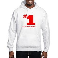 NUMBER ONE Hoodie Sweatshirt