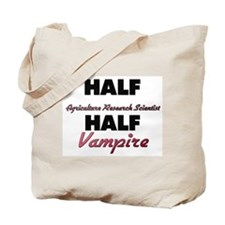 Half Agriculture Research Scientist Half Vampire T