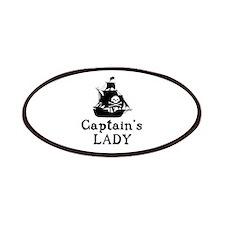 Captains Lady Patches