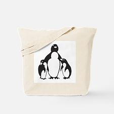 Penguin Family - Tote Bag