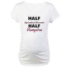 Half Agricultural Economist Half Vampire Shirt