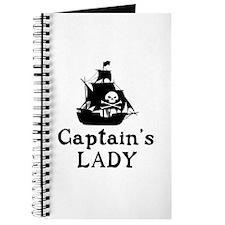 Captains Lady Journal