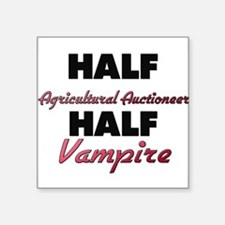 Half Agricultural Auctioneer Half Vampire Sticker