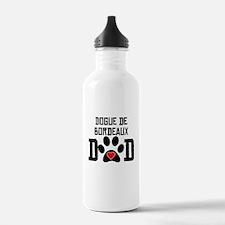 Dogue de Bordeaux Dad Water Bottle