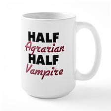 Half Agrarian Half Vampire Mugs