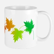 Fall Leaves Mugs