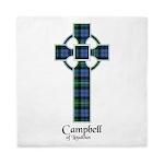 Cross - Campbell of Loudoun Queen Duvet
