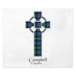 Cross - Campbell of Loudoun King Duvet