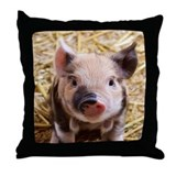 Pig Throw Pillows