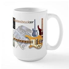 Rickenbacker Bass Mug