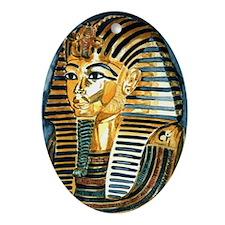 Pharao001 Oval Ornament