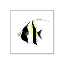 Moorish Idol Sticker