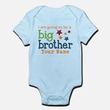 I am going to be a Big Brother Personalized Infant
