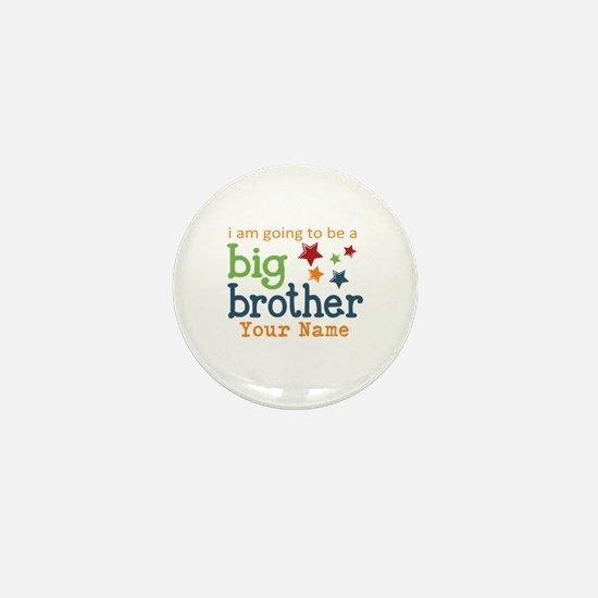 I am going to be a Big Brother Personalized Mini B