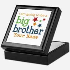 I am going to be a Big Brother Personalized Keepsa