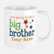 I am going to be a Big Brother Personalized Mug
