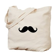 Mustache Movember Ideology Tote Bag
