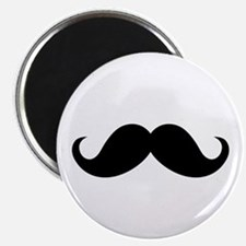 Mustache Movember Ideology Magnet