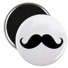"Mustache Movember Ideology 2.25"" Magnet (10 pack)"