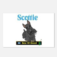 Scottie(2) Postcards (Package of 8)