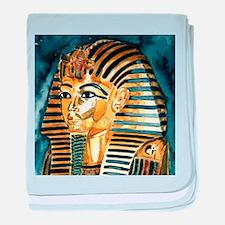 Funny Egypt baby blanket