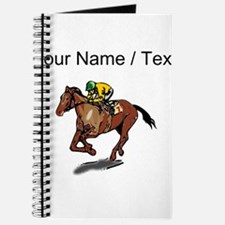 Custom Race Horse Journal