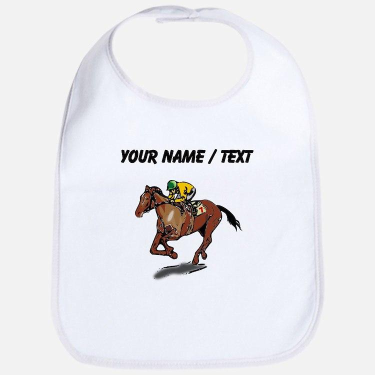 Custom Race Horse Bib