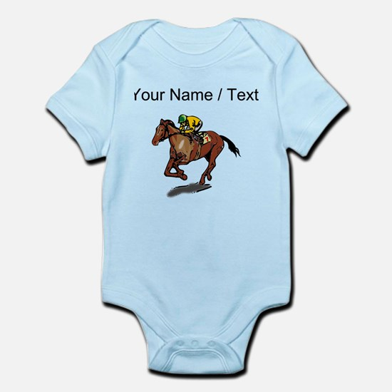 Custom Race Horse Body Suit