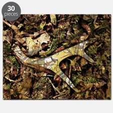 camouflage deer antler Puzzle